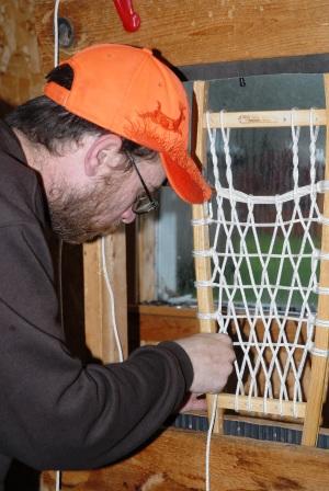 Snowshoe Making Lessons Kits Free Snowshoe Rentals