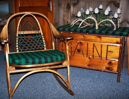 Maine Guide Snowshoes Furniture And Accessories