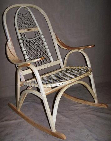 High Quality Original Snowshoe Chair
